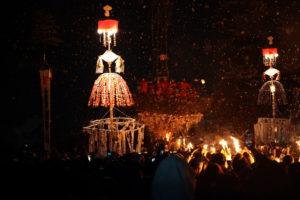 野沢火祭り2020